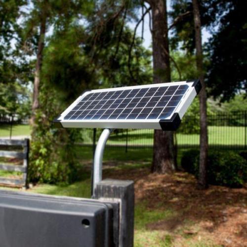 Buy Cheap Mighty Mule Fm123 10 Watt Solar Panel Kit For