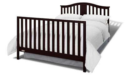 Buy Cheap New Graco Solano 4 In 1 Convertible Crib With