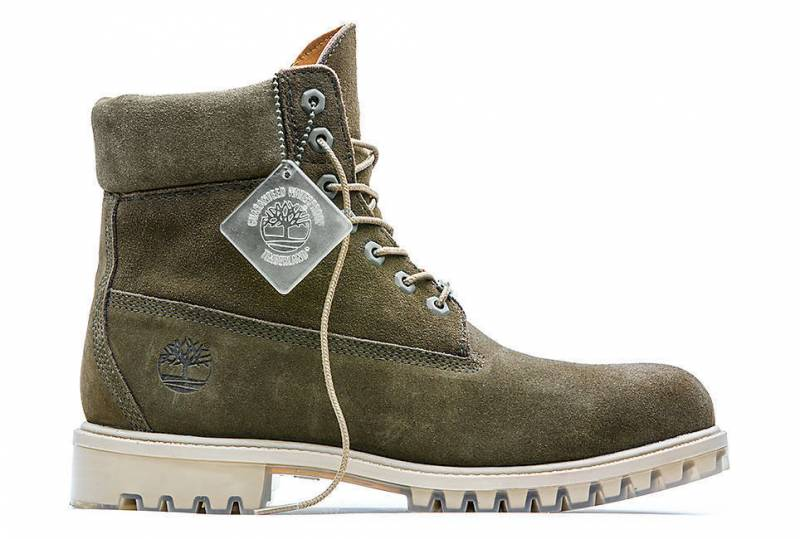 Timberland Mens Limited Release Autumn Leaf Collection