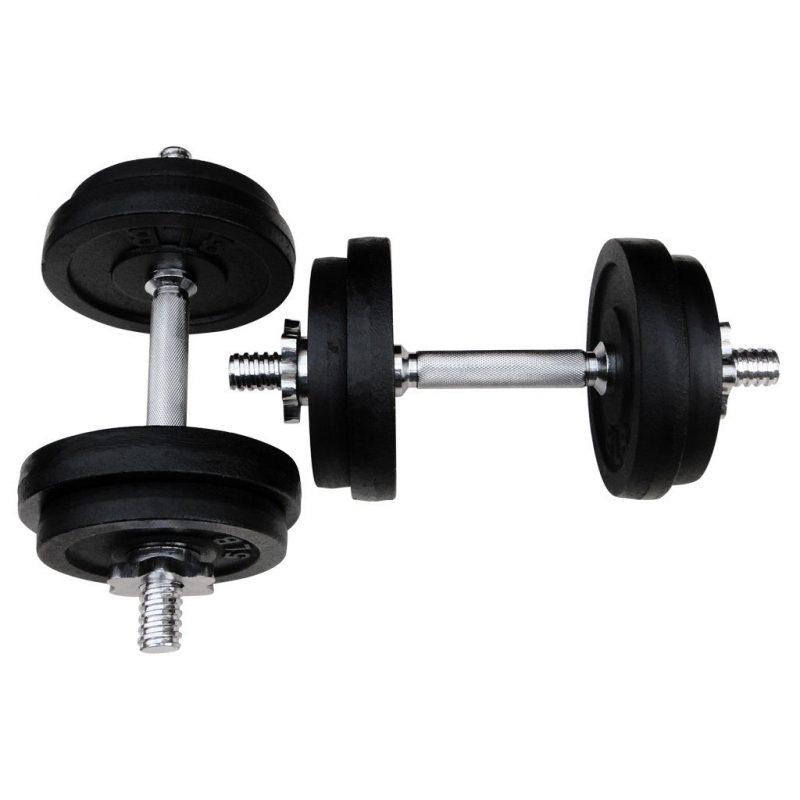 Adjustable 200 Lb Dumbbells: Yes4all Adjustable Dumbbells Set Gym Cap Plate 40, 50, 52